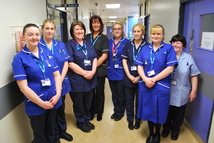 Optimal Winter Ward at Aintree Hospital