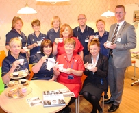 Memories Café opens its doors to dementia patients and carers at Wirral Hospital