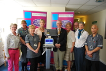 New IV equipment at East Sussex improves the patient experience and reduces cost