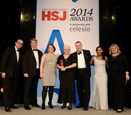2014 HSJ Award for Staff Engagement goes to LiA Trust