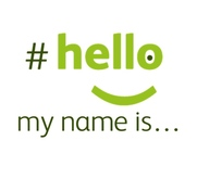 Collective launch/boost of 'Hello my name is…' on 2nd February
