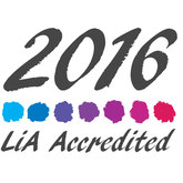 Listening into Action (LiA) Accredited Trusts 2016