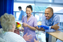 26% improvement in NHS National Staff Survey results